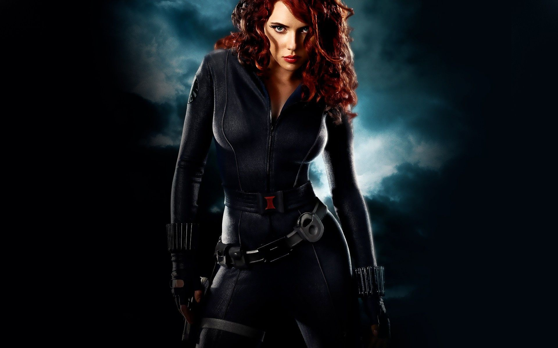 Scarlett Johansson In The Avengers HD Wallpaper