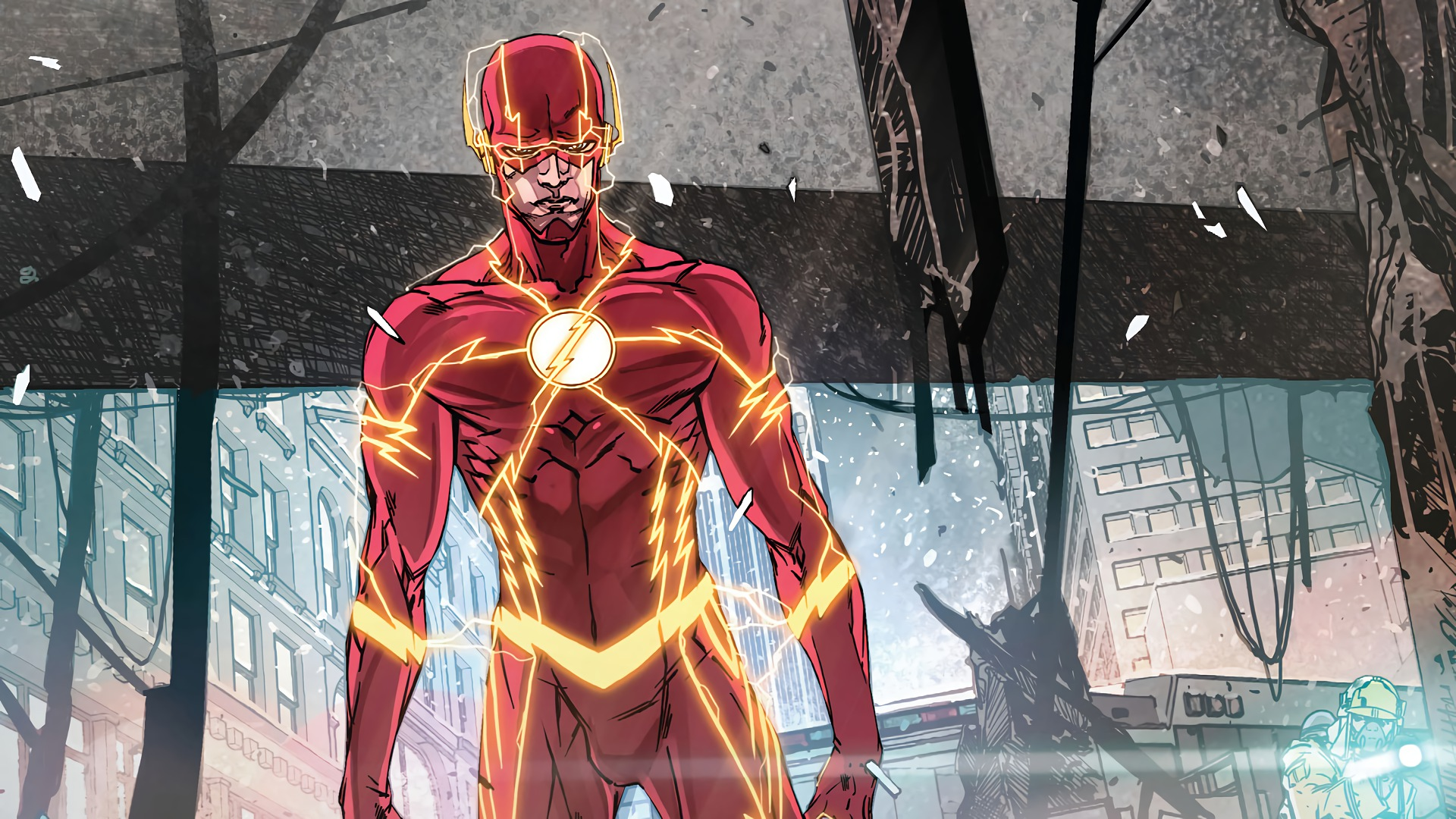 The Flash Full HD Wallpaper And Background Image