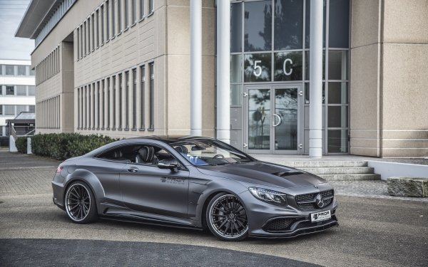 Véhicules Mercedes-Benz S-Class Mercedes-Benz Sport Car Voiture Silver Car Fond d'écran HD | Image