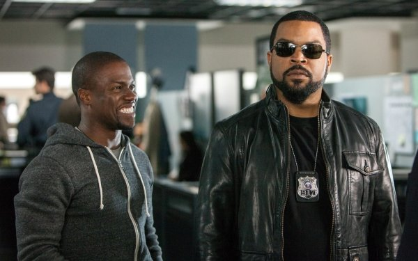 Movie Ride Along Kevin Hart Ice Cube HD Wallpaper | Background Image