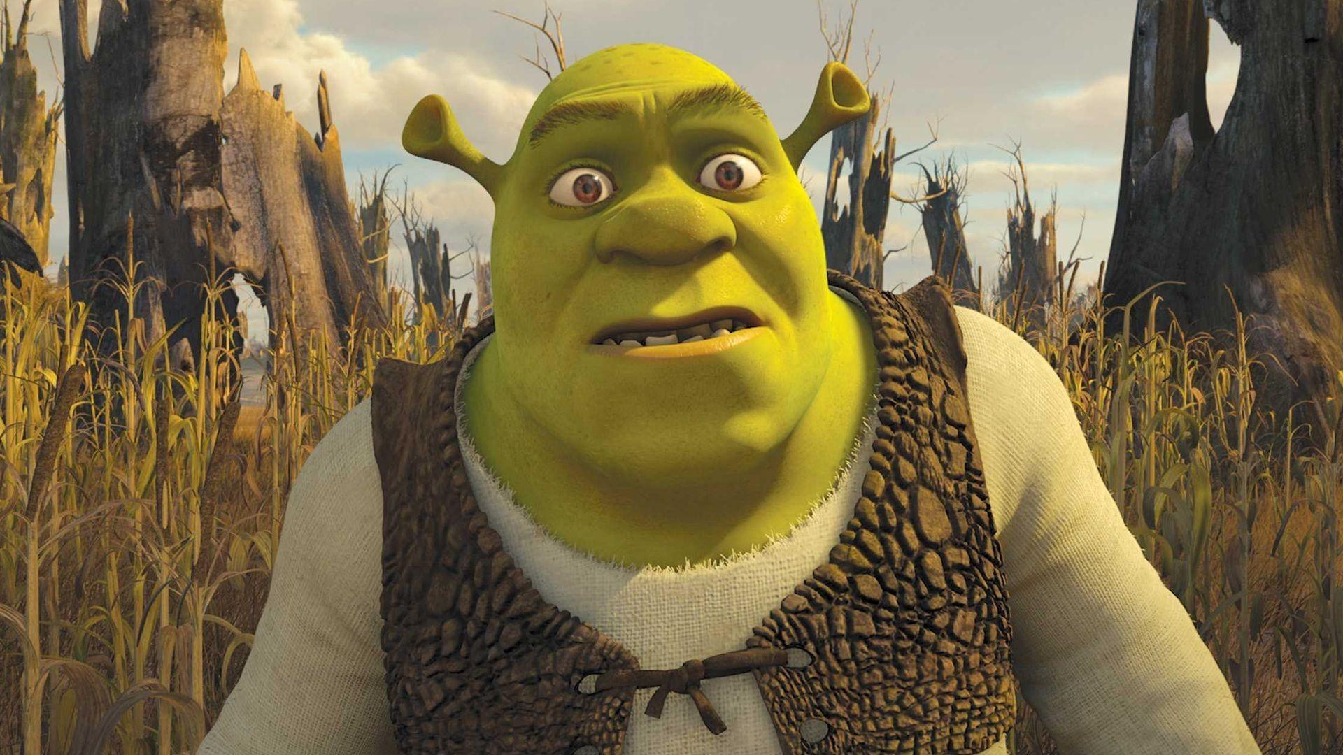 Shrek Forever After Full HD Wallpaper And Background Image