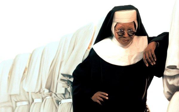 Movie Sister Act Whoopi Goldberg HD Wallpaper | Background Image