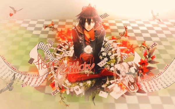 Anime Amnesia Shin HD Wallpaper | Background Image