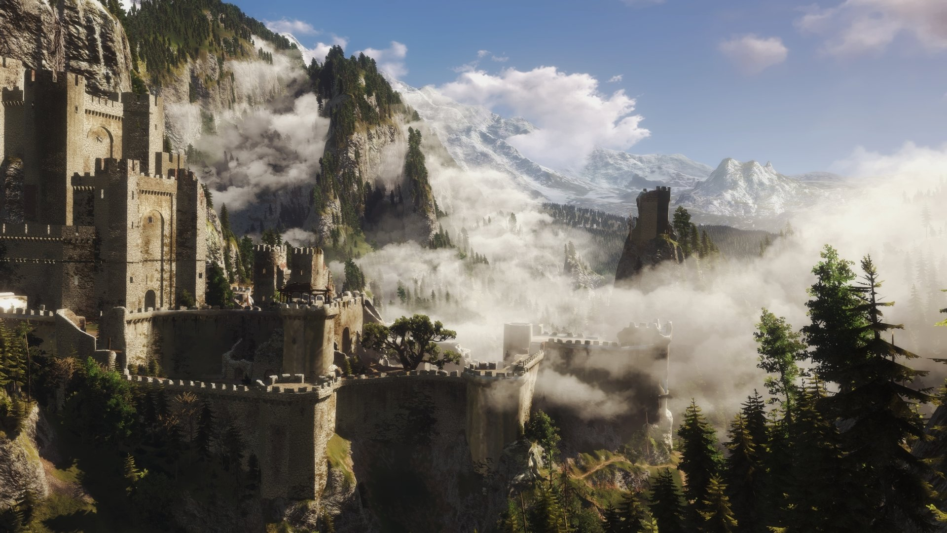 The witcher 3 wild hunt 4k ultra hd wallpaper - The witcher wallpaper 4k ...