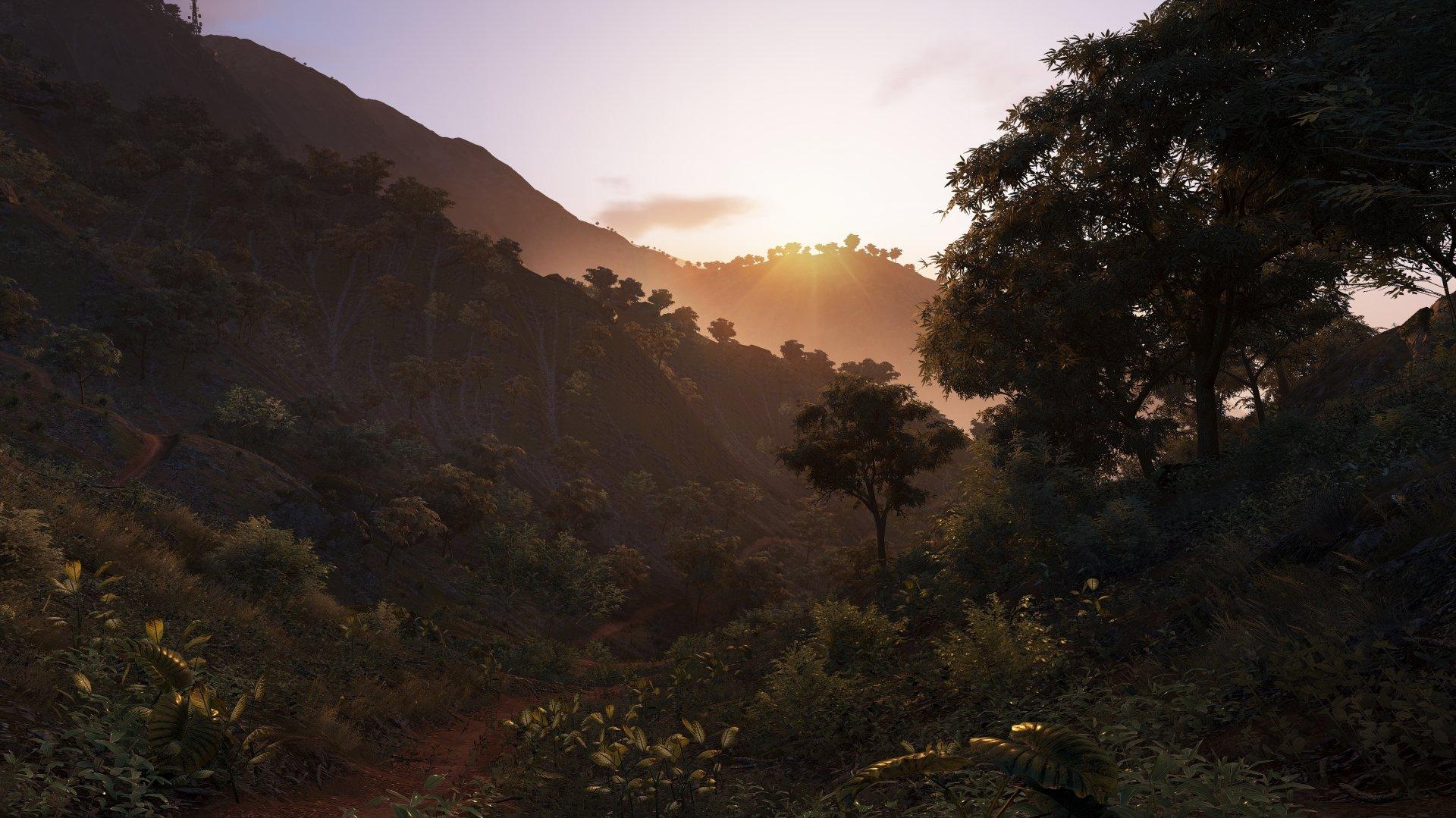 Villa verde 4k ultra hd wallpaper background image - Ghost recon wildlands mobile wallpaper ...