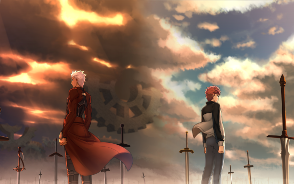 Anime Fate/Stay Night: Unlimited Blade Works Fate Series Archer Shirou Emiya HD Wallpaper | Background Image