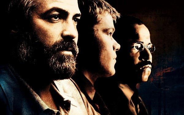 Movie Syriana George Clooney Matt Damon Jeffrey Wright HD Wallpaper | Background Image