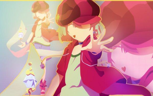 Anime No Game No Life Tet Hat Grey Hair Collar Minimalist HD Wallpaper | Background Image