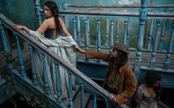 TV Show Black Sails Max Jessica Parker Kennedy HD Wallpaper | Background Image