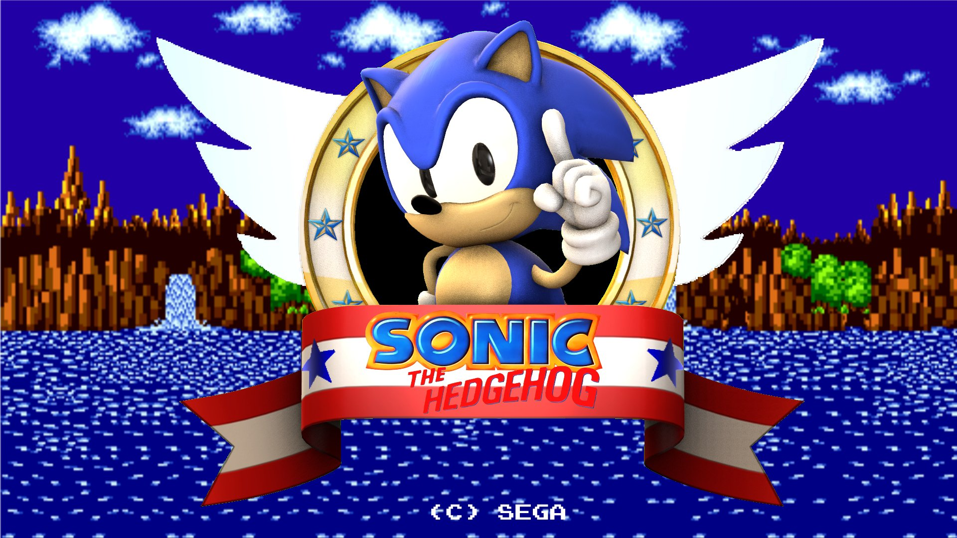 1 Sonic The Hedgehog Genesis Hd Wallpapers Background Images Wallpaper Abyss