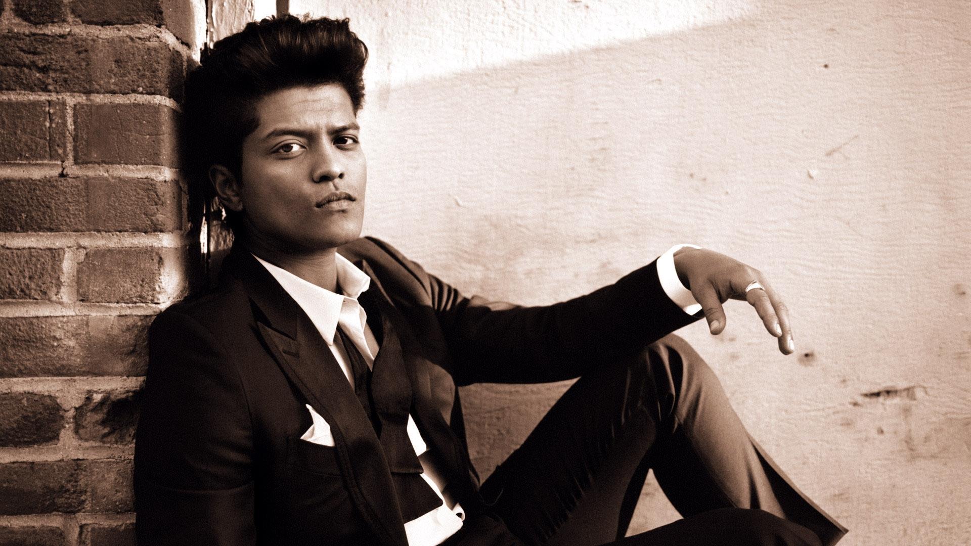 Bruno Mars Fond D'écran HD
