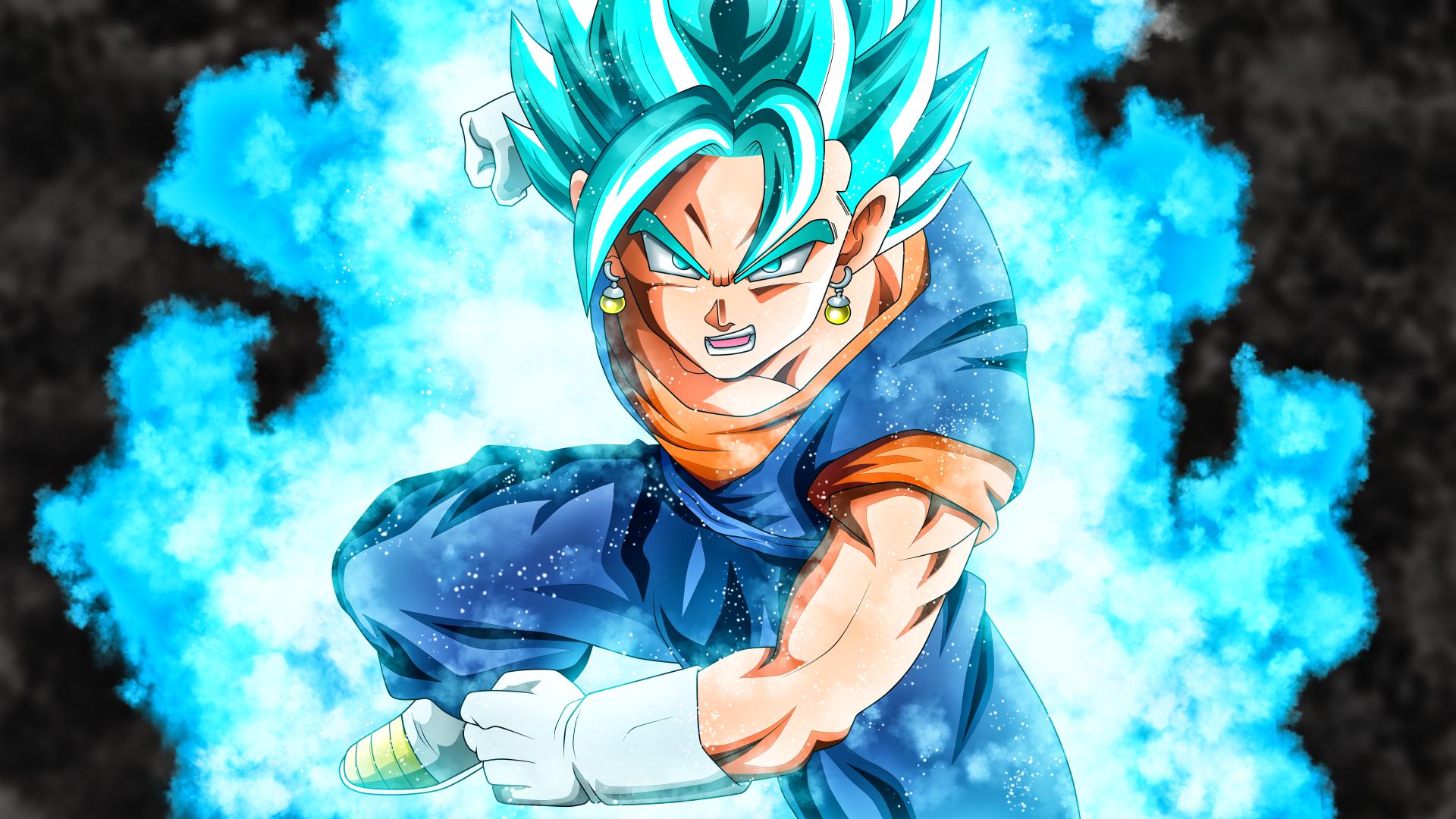 Anime - Dragon Ball Super  Vegito (Dragon Ball) Wallpaper