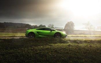 Elegant HD Wallpaper | Background Image ID:820257. 3840x2173 Vehicles Lamborghini  Gallardo