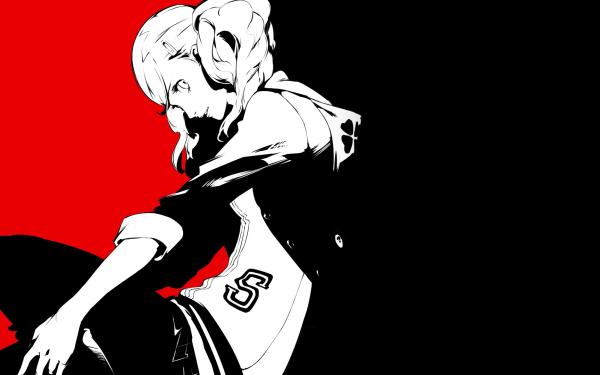 Video Game Persona 5 Persona Ann Takamaki HD Wallpaper | Background Image