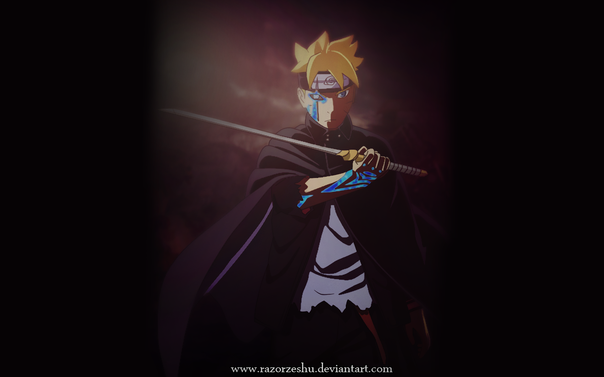Boruto Hd Wallpaper Background Image 1920x1200 Id 821041 Wallpaper Abyss
