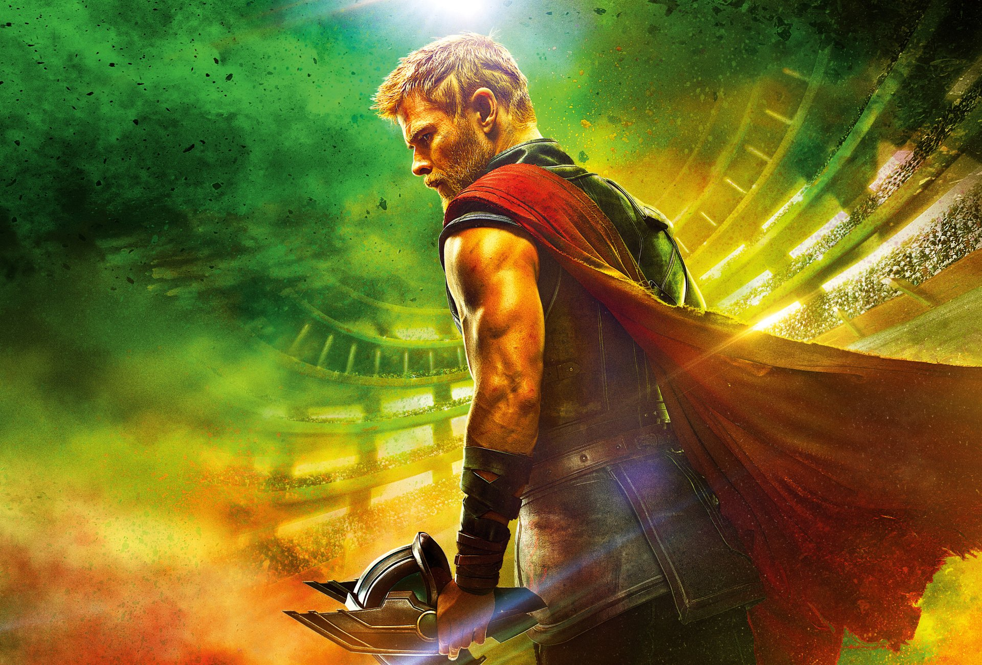 1080p Thor Ragnarok Hd Wallpaper