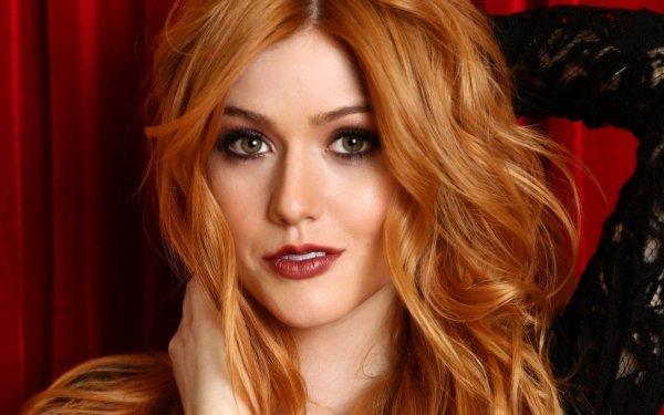 Celebrity Katherine Mcnamara Actresses United States Actress Model Redhead Face HD Wallpaper   Background Image