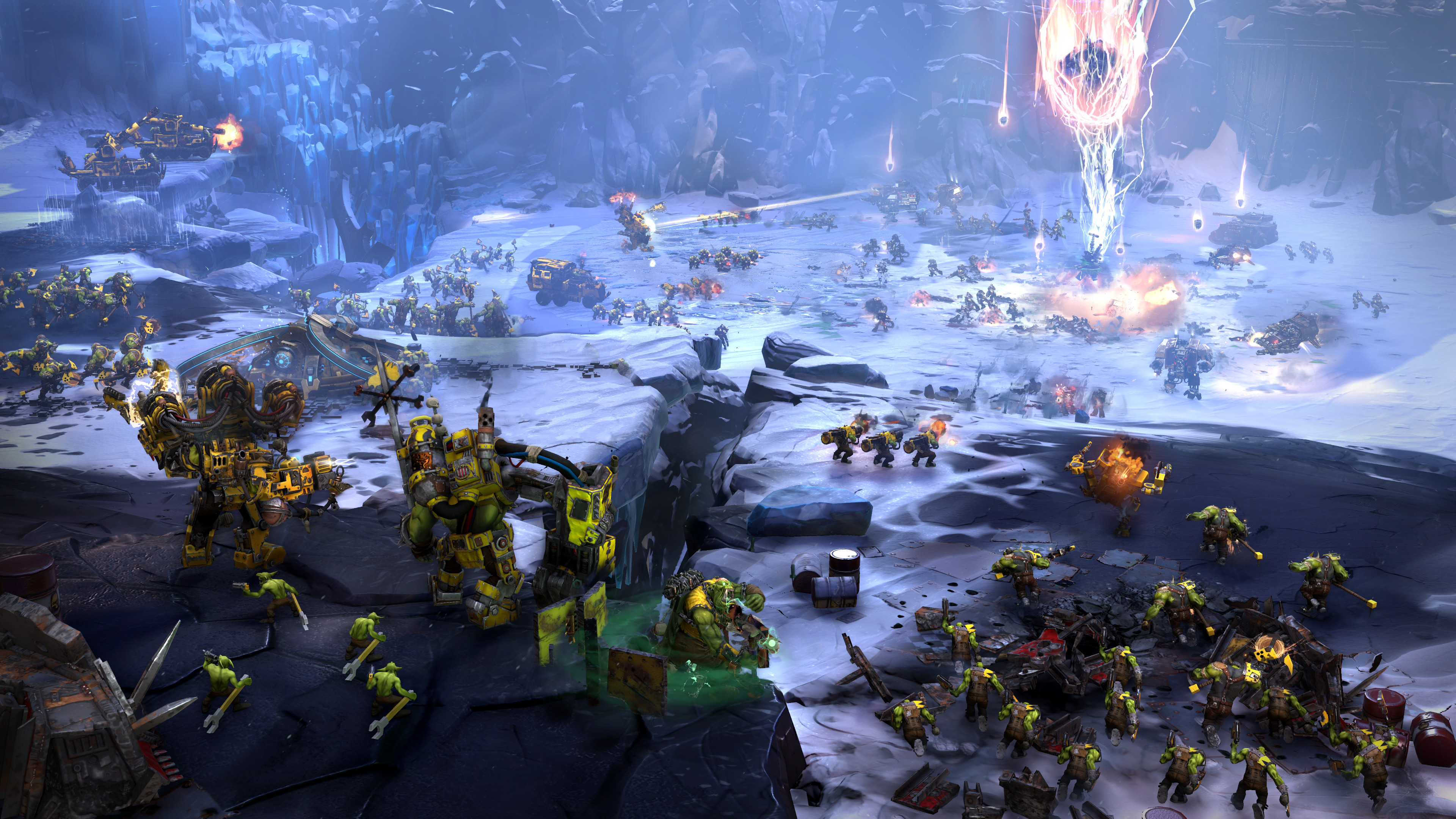 Dawn Of War 1920x1080: Warhammer 40,000: Dawn Of War III