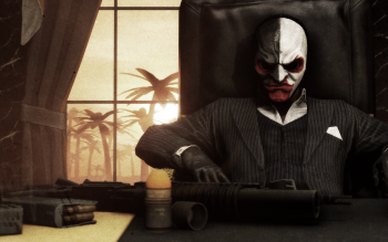 3 Scarface Payday HD Wallpapers Backgrounds Wallpaper Abyss