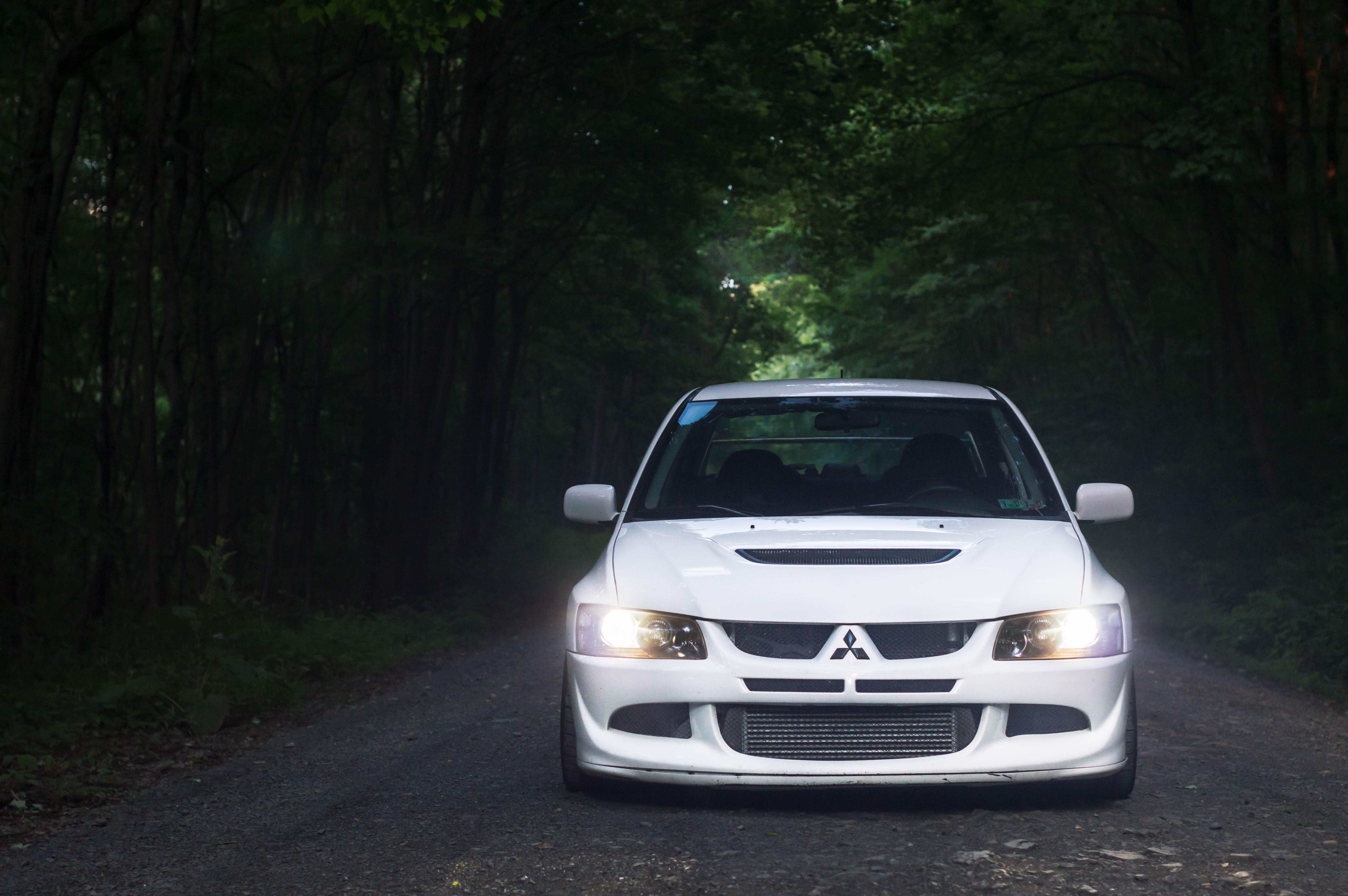 Mitsubishi Lancer Evolution Viii 5k Retina Ultra Hd