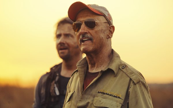 Movie Tremors 5: Bloodlines Michael Gross HD Wallpaper | Background Image