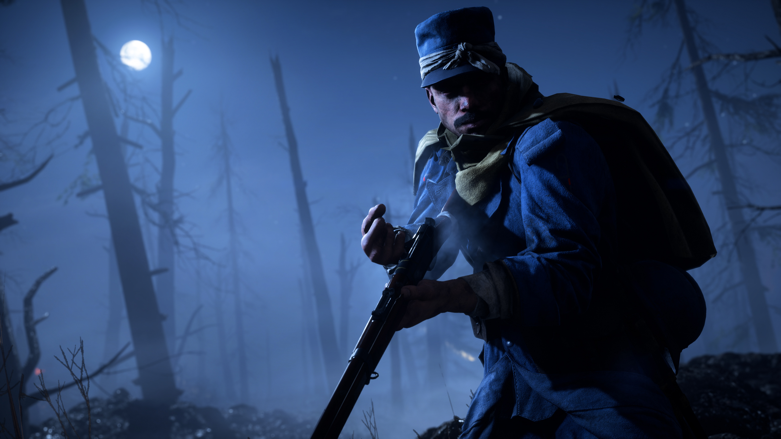 Battlefield 1 hd wallpaper background image 2560x1440 - Battlefield 1 french soldier ...