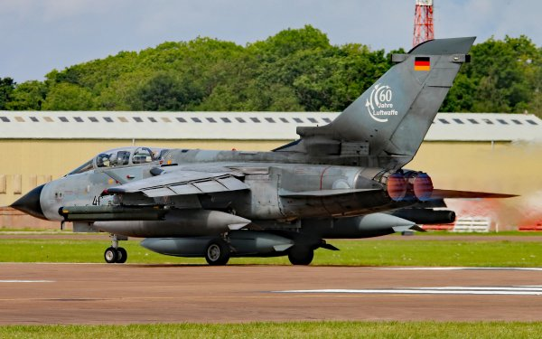 Military Panavia Tornado Jet Fighters Jet Fighter Aircraft Warplane HD Wallpaper | Background Image