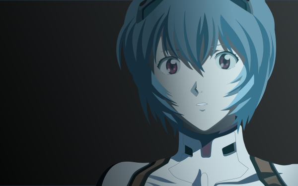 Anime Evangelion: 1.0 You Are (Not) Alone Evangelion Rei Ayanami HD Wallpaper | Background Image