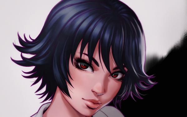 Anime Ajin: Semi-Humano Izumi Shimomura Fondo de pantalla HD | Fondo de Escritorio