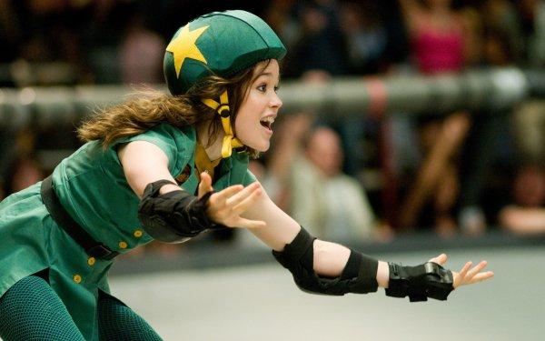 Movie Whip It Ellen Page HD Wallpaper | Background Image