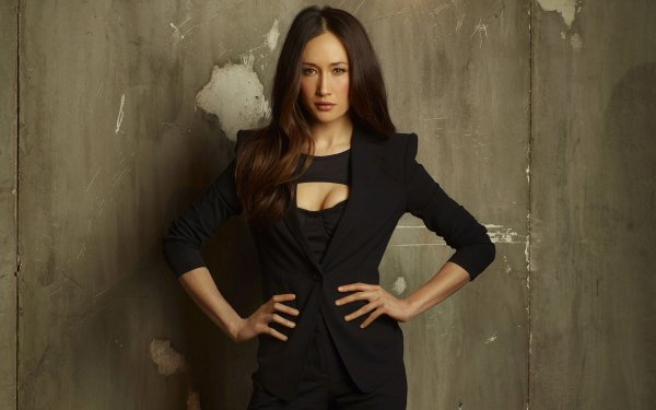 Celebrity Maggie Q Actresses United States Actress Brunette Brown Eyes HD Wallpaper | Background Image