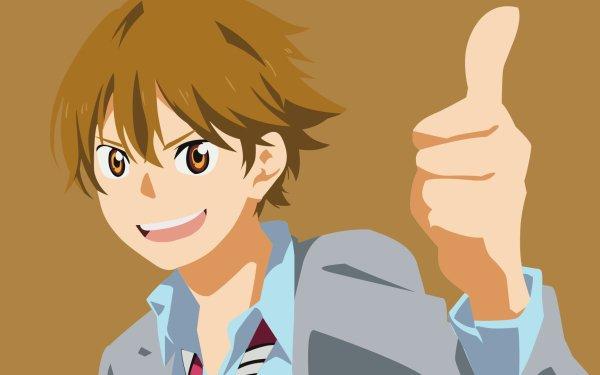 Anime Your Lie in April Ryota Watari HD Wallpaper   Background Image