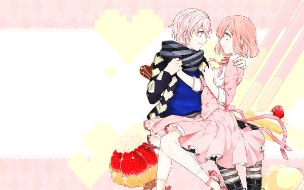 Anime Uta no Prince-sama Mikado Nagi Nanami Haruka HD Wallpaper | Background Image