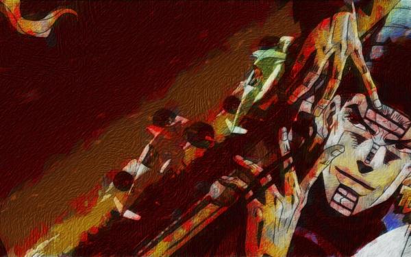 Anime Jojo's Bizarre Adventure Terence T. Darby Noriaki Kakyoin HD Wallpaper | Background Image