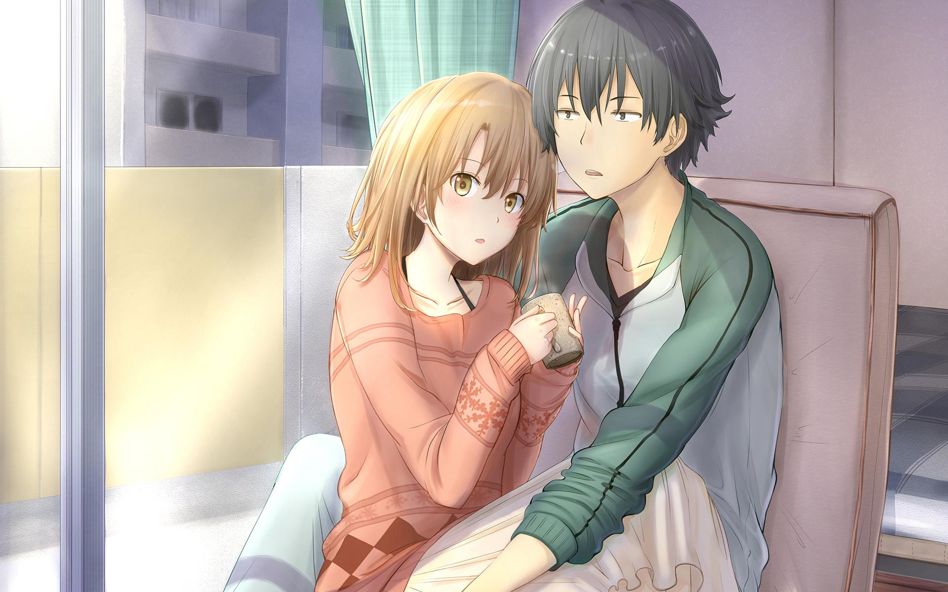 Best Anime Wallpaper Kami: My Teenage Romantic Comedy ...