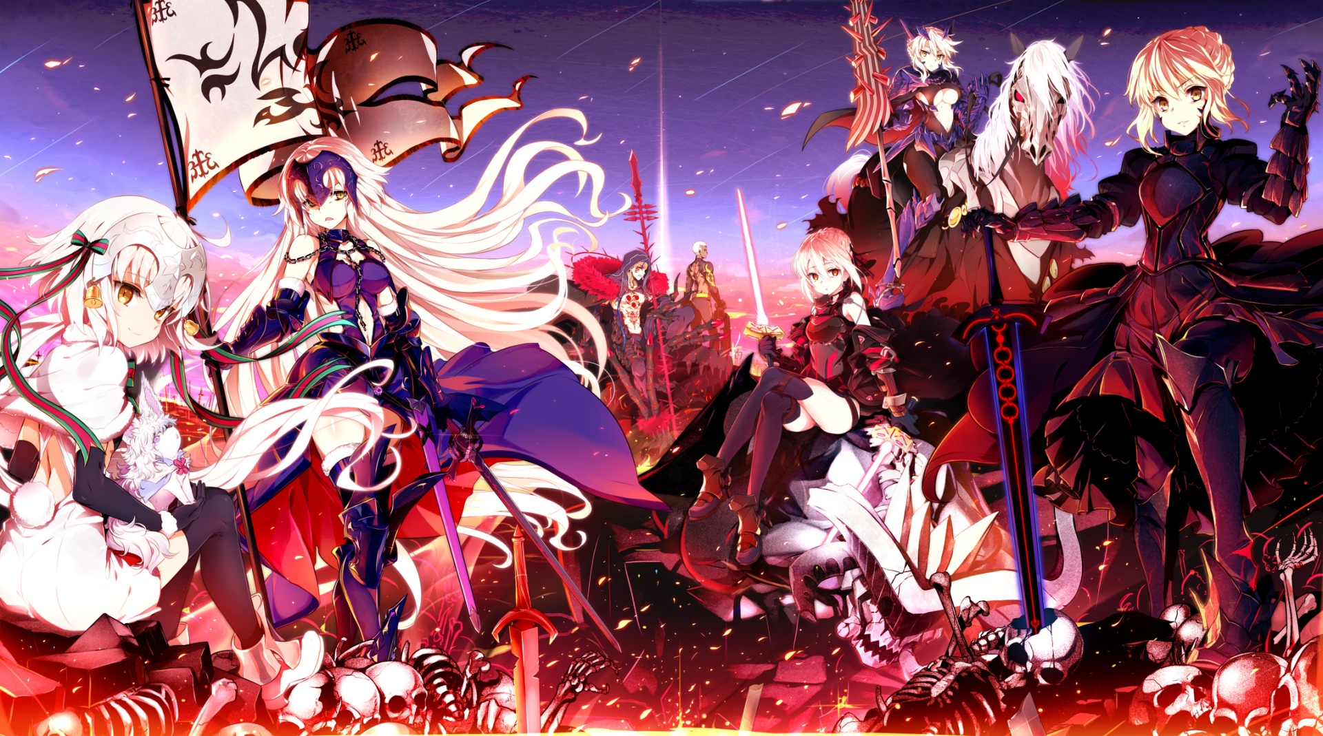 Fate grand order hd wallpaper background image 2156x1200 id 835104 wallpaper abyss - Fate grand order lancer wallpaper ...