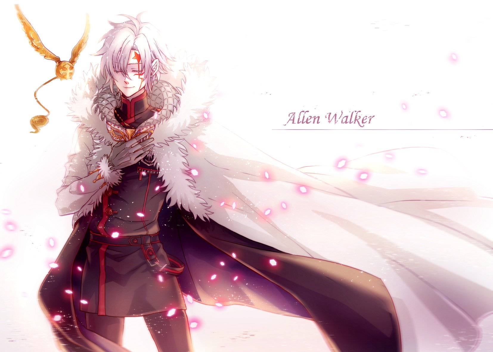 8 Timcanpy D Gray Man Hd Wallpapers Background Images