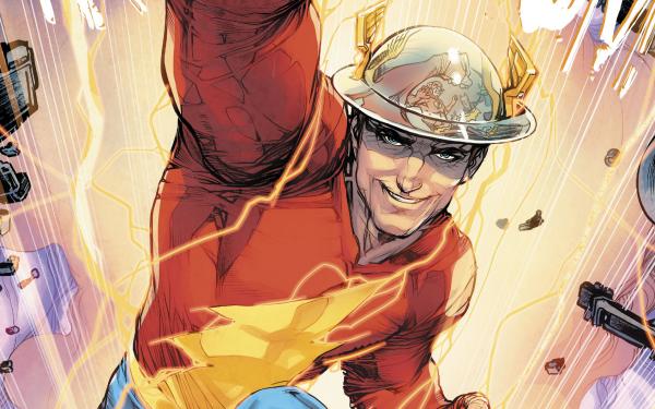 Comics Flash DC Comics Jay Garrick HD Wallpaper | Background Image