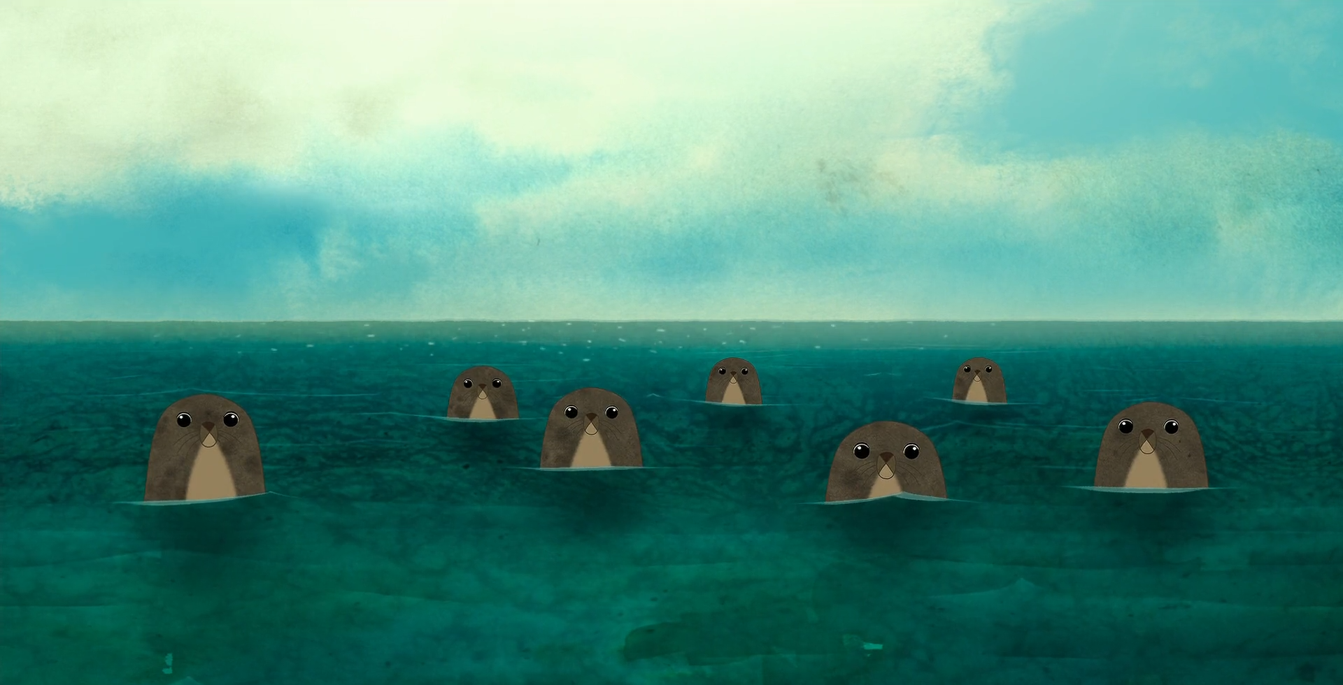 Song Of The Sea Wallpaper And Background Image 1920x980 Id