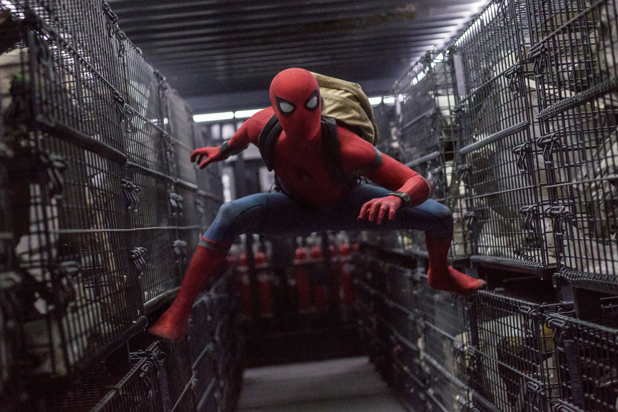 94 Spider Man Homecoming HD Wallpapers