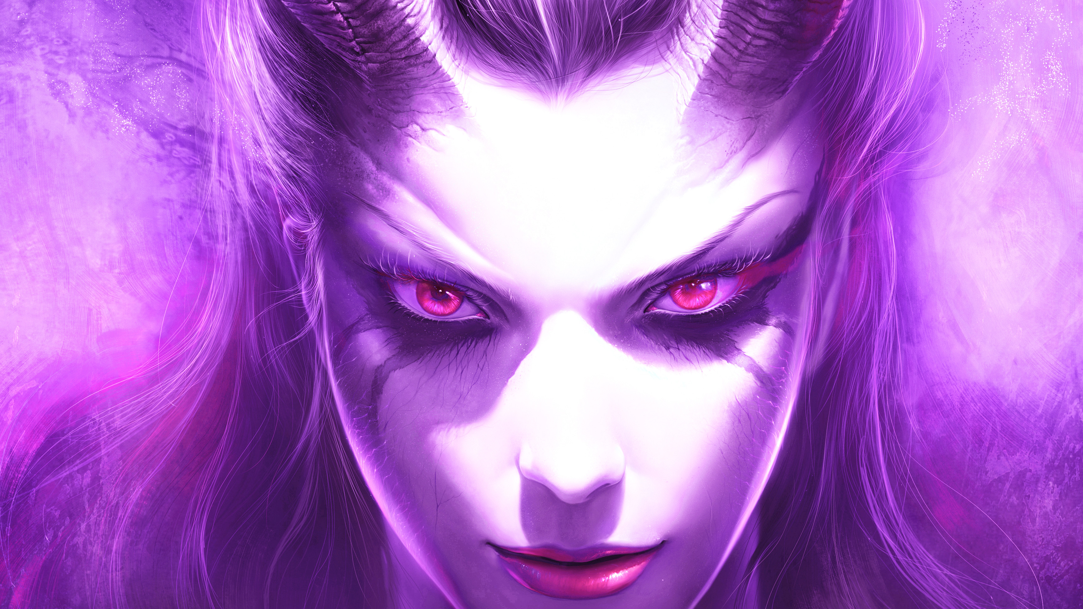 Queen of Pain HD Wallpaper | Background Image | 3451x1941 ...
