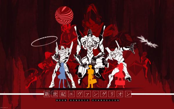 Anime Neon Genesis Evangelion Evangelion Evangelion Unit-00 Evangelion Unit-01 Evangelion Unit-02 Rei Ayanami Asuka Langley Sohryu Shinji Ikari Fondo de pantalla HD | Fondo de Escritorio