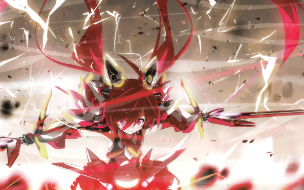 Anime Gonna be the Twin-Tail!! HD Wallpaper | Background Image