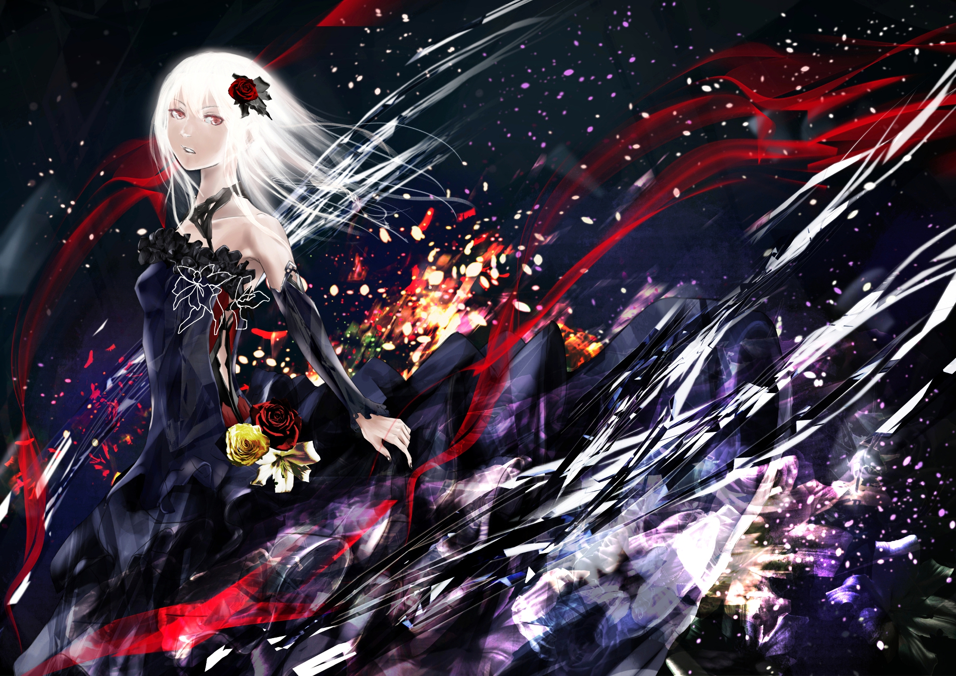 Guilty Crown HD Wallpaper | Background Image | 1920x1357 ...