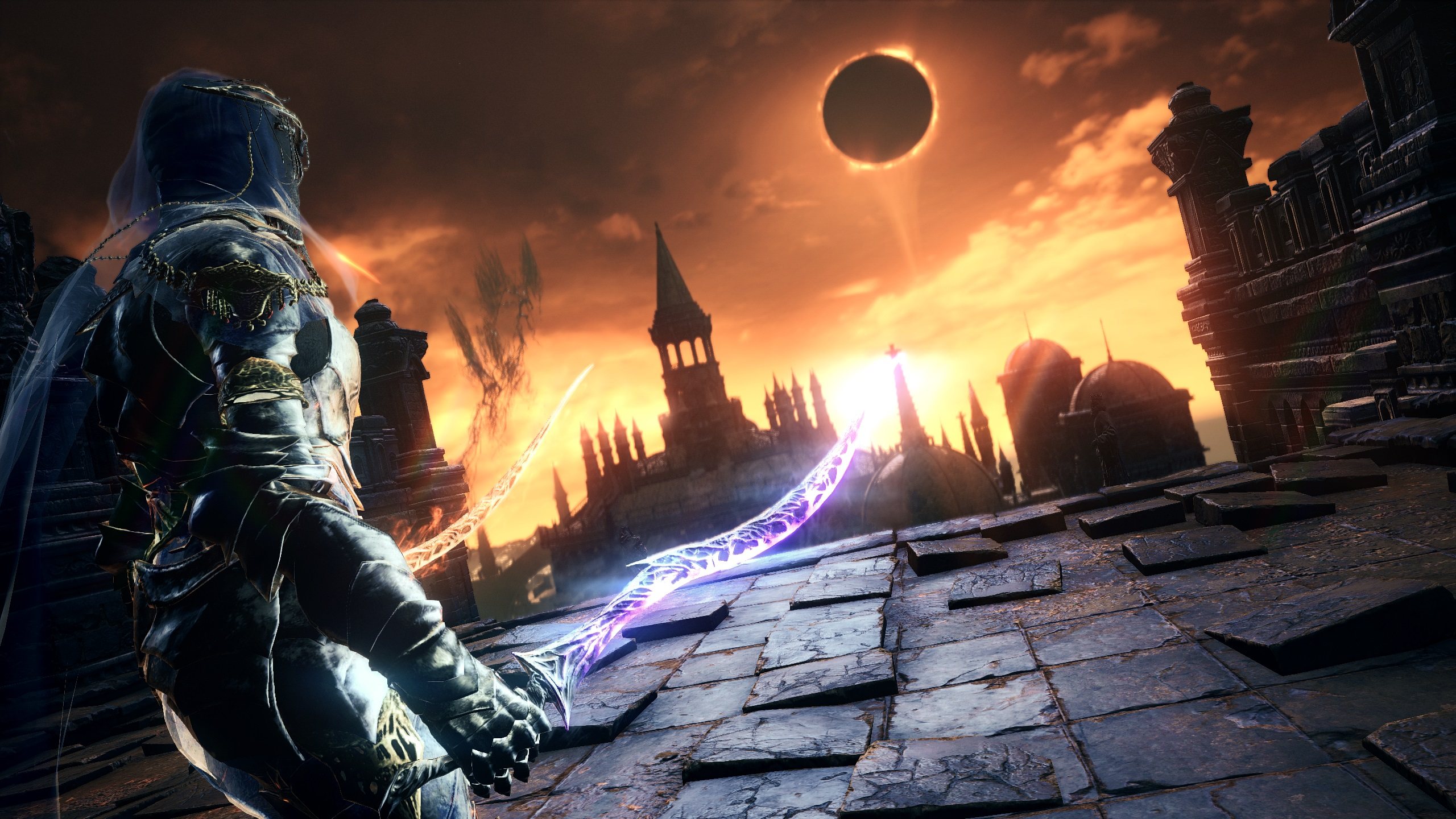 Dark Souls Iii Hd Wallpaper Background Image 2560x1440 Id
