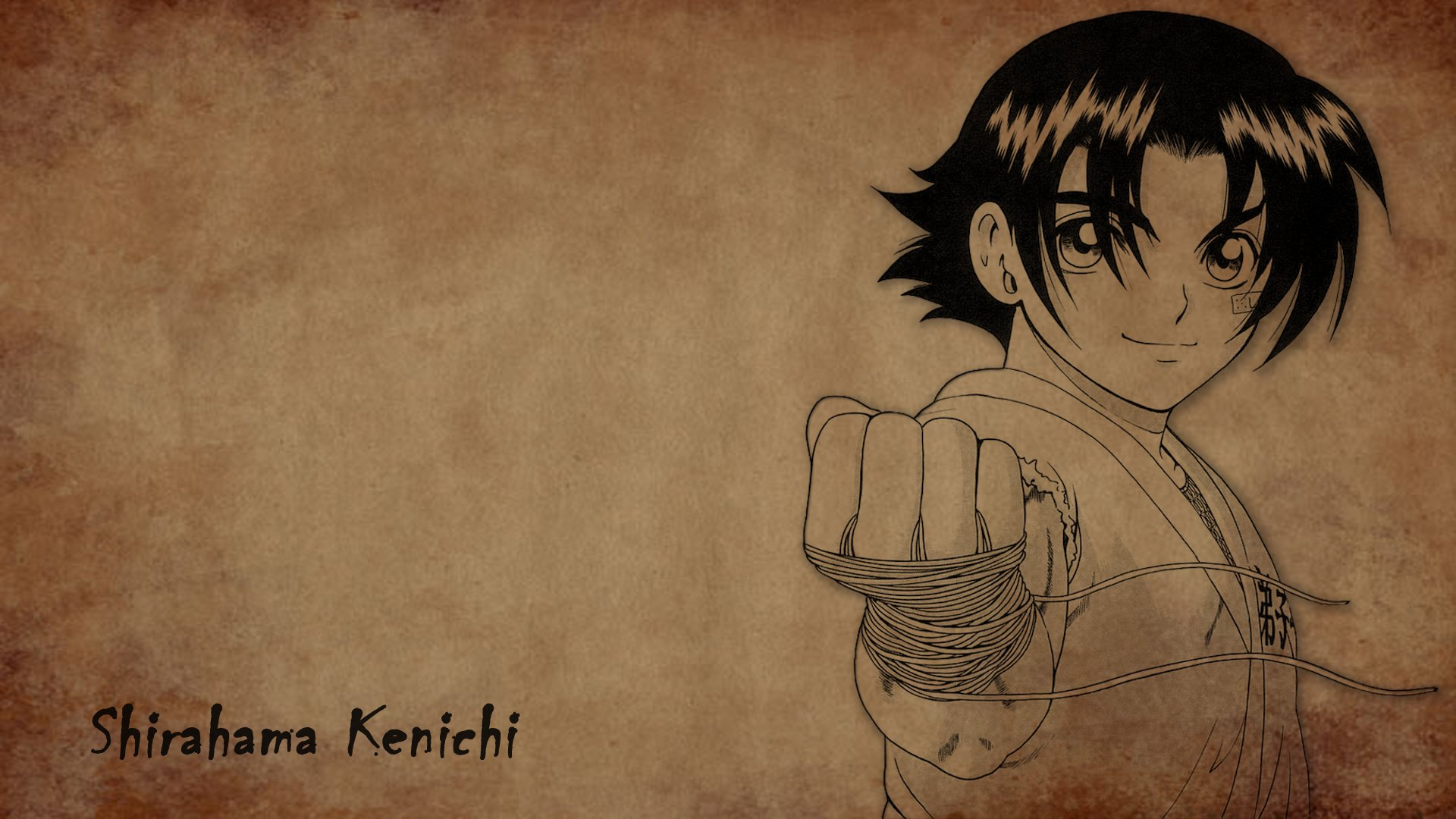 Kenichi The Mightiest Disciple Hd Wallpaper Background Image