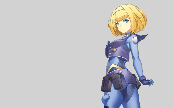Anime Heavy Object Milinda Brantini HD Wallpaper | Background Image