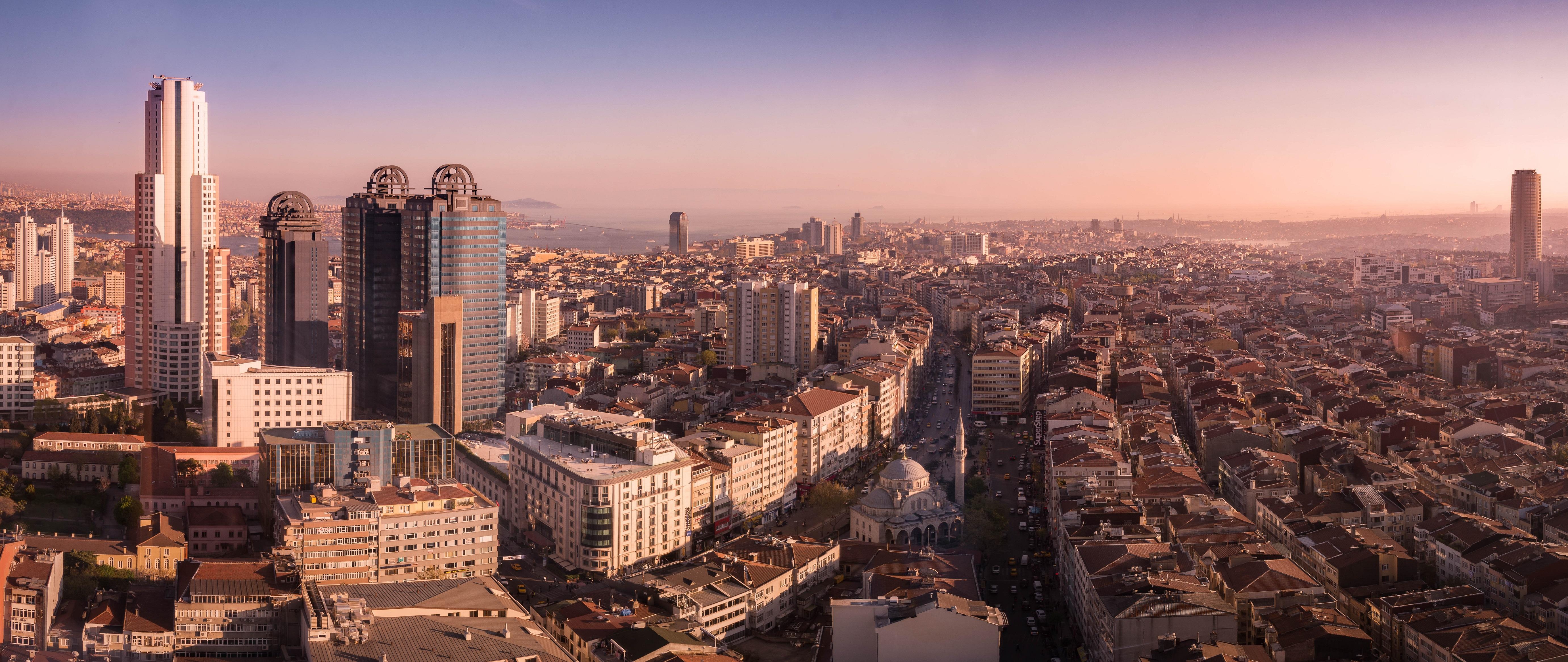 Istanbul Turkey 4k Ultra Fondo De Pantalla Hd Fondo De
