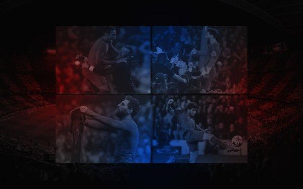 Sports FC Barcelona Soccer Club HD Wallpaper | Background Image