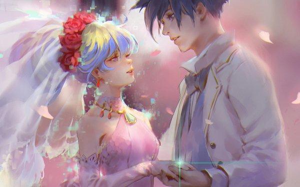 Anime Tengen Toppa Gurren Lagann Nia Teppelin Simon HD Wallpaper   Background Image